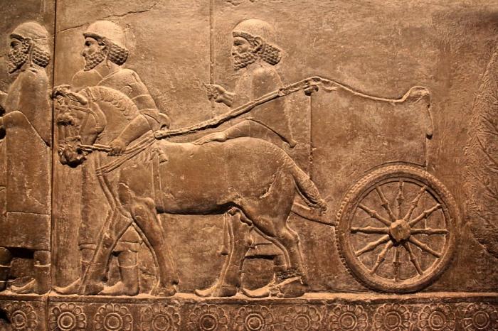 bassorilievi-assiri-al-british-museum